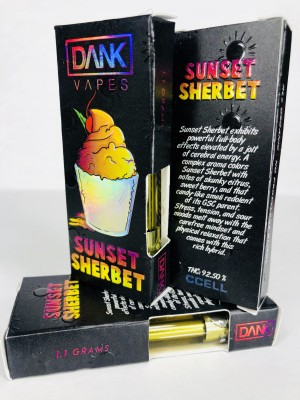 NEW!!! - DANK VAPES: OG Kush | Cannabis Menus By