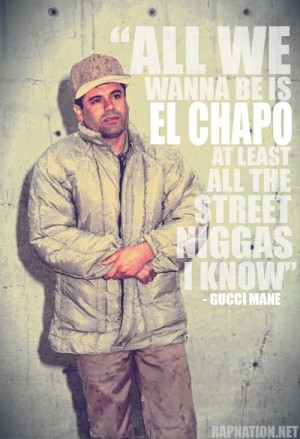 El Chapo's Profile Photo